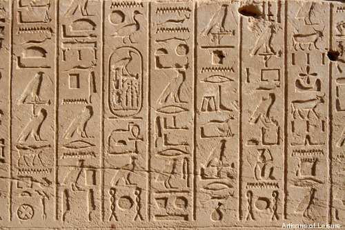the deciphering of the hieroglyphs By approaching the hieroglyphics on mayan monuments as speech,   archeologists and amateurs who decipher hieroglyphics as a hobby met.